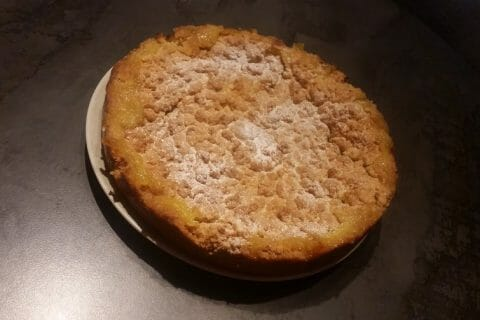 Cake au lemon curd au Thermomix