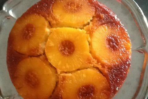 Gâteau renversé à l'ananas Thermomix par Myriamlaurent