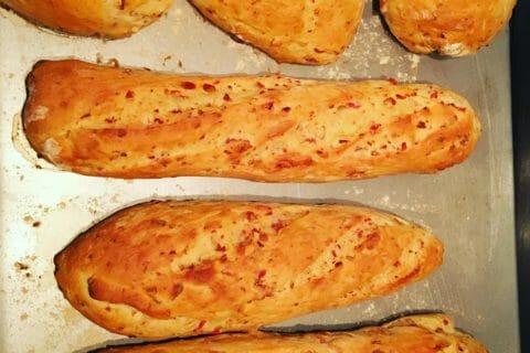 Petits pains au chorizo Thermomix par Streak
