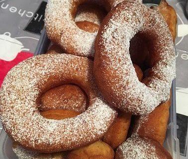 Donuts Thermomix par Streak