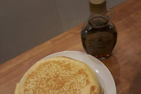 Pancakes Thermomix par sandrinemix