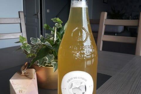 Sirop de citron Thermomix par Astoeuil