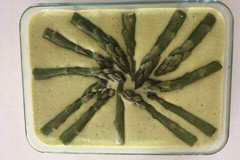 Flan aux asperges et parmesan Thermomix par Marie-Frédérique