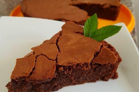 Gâteau macaroné au chocolat Thermomix par mickeygirl