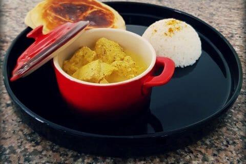 Blancs de poulet sauce moutarde et curry Thermomix par mickeygirl