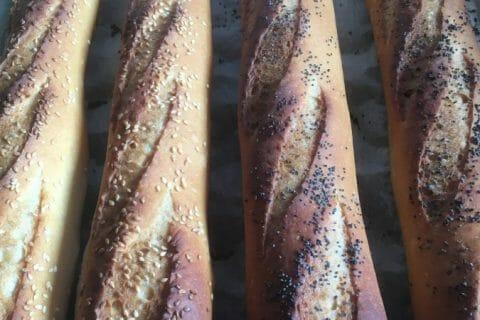 Baguettes Thermomix par Ludovic3741