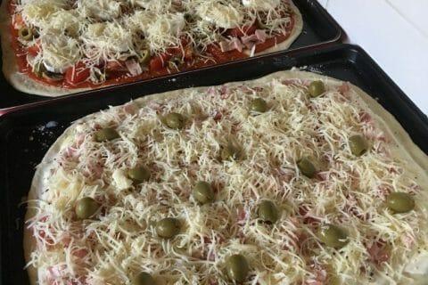 Pâte à pizza Thermomix par Ludovic3741