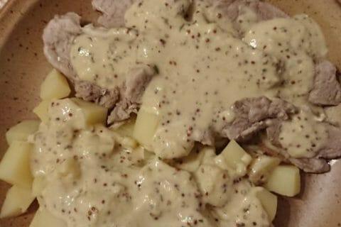 Filet mignon à la moutarde Thermomix par VanessaClara
