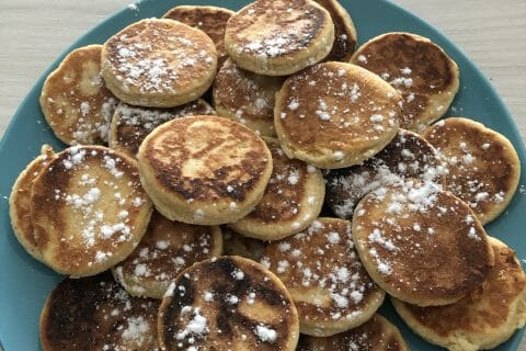 Welsh cakes au Thermomix