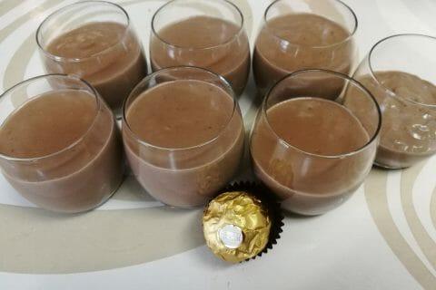 Crème dessert au Ferrero Rocher au Thermomix