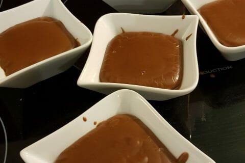 Danette au chocolat au Thermomix