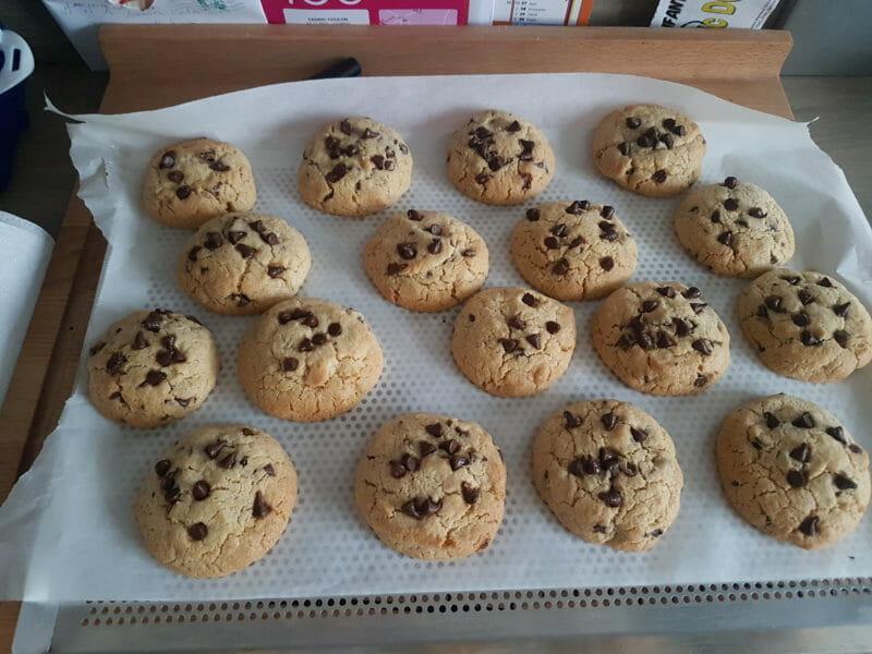 Cookies américains Thermomix par Ptiteigne95
