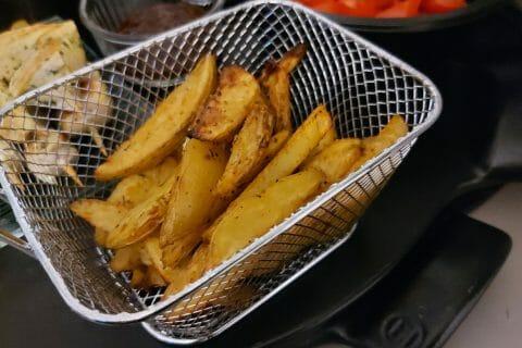 Potatoes maison au Thermomix