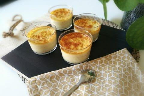 Crème aux oeufs Thermomix par Finou