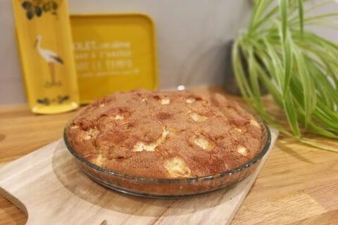 Zimmetkuche – gâteau à la cannelle Alsacien Thermomix par Finou