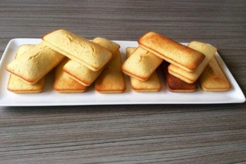 Financiers Thermomix par Fanny50