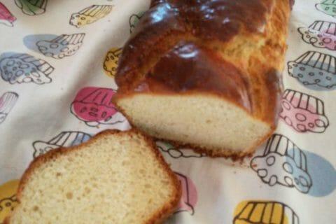 Brioche du boulanger Thermomix par limounette