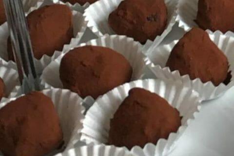 Truffes au chocolat Thermomix par jujuli44