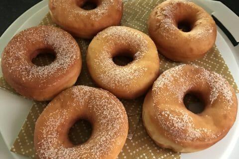 Donuts Thermomix par Sylbibiche