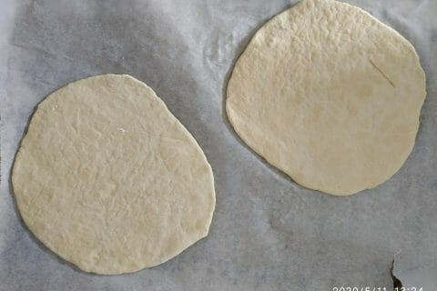 Pain pita au Thermomix
