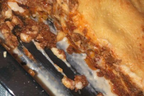Lasagnes à la bolognaise au Thermomix