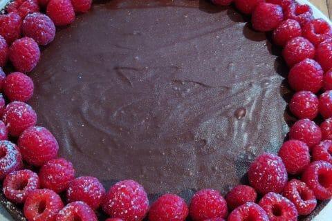 Tarte tout chocolat au Thermomix