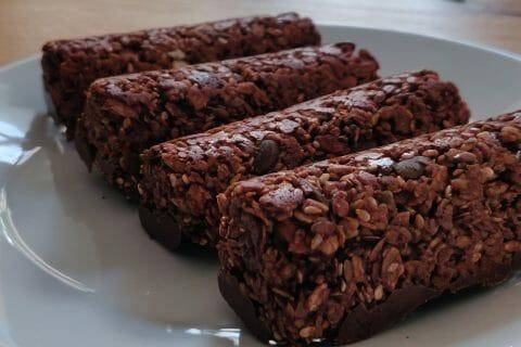Granola au chocolat au Thermomix