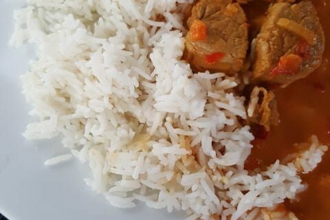 Sauté de porc au curry au Thermomix