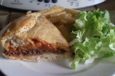 Cheeseburger XXL Thermomix par rachel2010
