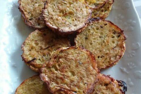 Galettes de pommes de terre au four Thermomix par rachel2010