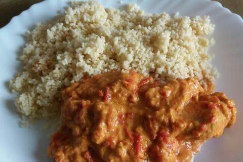 Sauté de porc au curry Thermomix par rachel2010