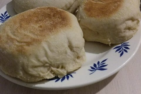 Muffins anglais Thermomix par rachel2010