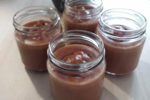 Crème végétale à la pralinoise Thermomix par rachel2010