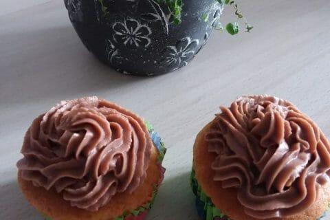 Cupcakes au nutella Thermomix par rachel2010