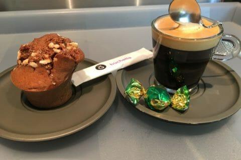 Muffins aux pépites de chocolat Thermomix par adsebsau