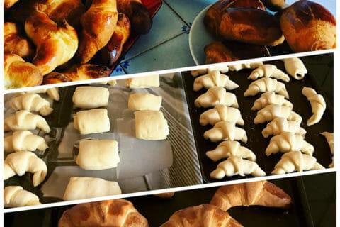Croissants Thermomix par Sophie29