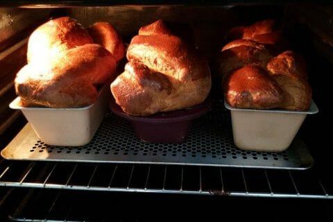 Brioche du boulanger Thermomix par Mila