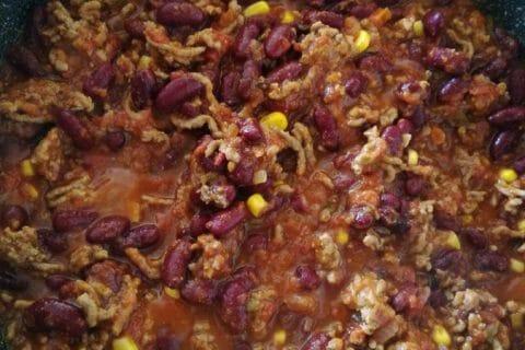 Chili con carne Thermomix par Topee