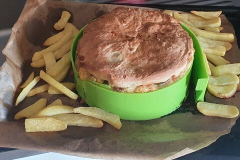 Cheeseburger XXL au Thermomix