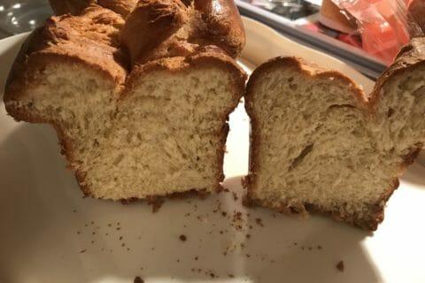 Brioche du boulanger Thermomix par louska