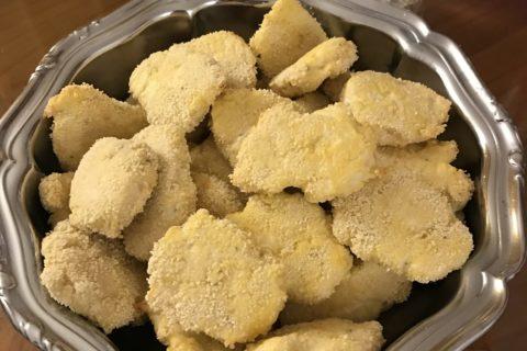 Nuggets de poulet Thermomix par louska
