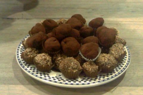 Truffes au chocolat Thermomix par Mathilde