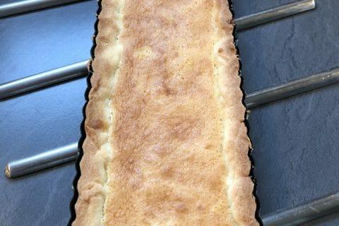 Tartelettes framboises sur crème d'amande et pistache au Thermomix