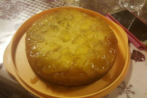 Gâteau renversé à l'ananas Thermomix par Angel16