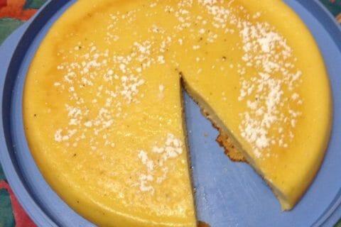 Gâteau magique à la vanille Thermomix par Sasadu27600