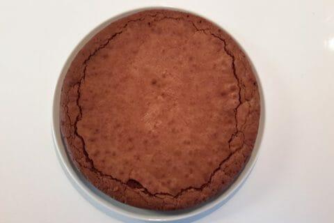Gâteau macaroné au chocolat Thermomix par Moi Bea