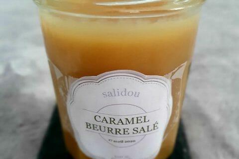 Salidou – Caramel au beurre salé au Thermomix