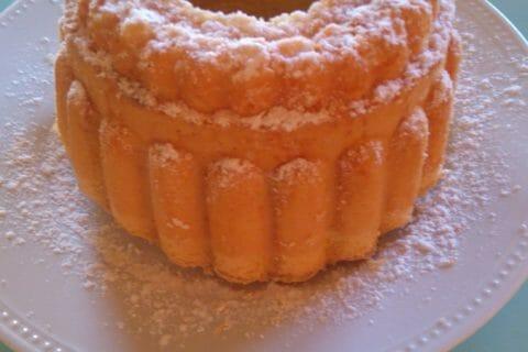 Gâteau de savoie Thermomix par Magali64121