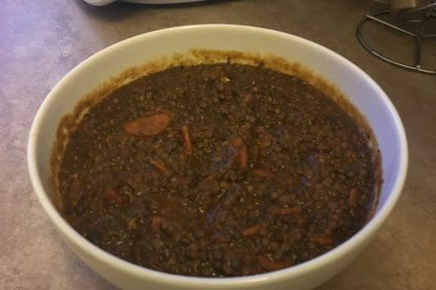 Soupe de lentilles – 3dess Thermomix par Nadiakiss