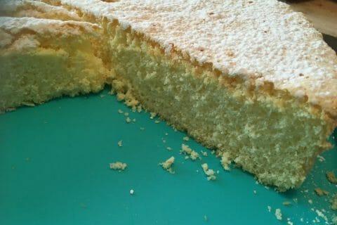 Gâteau de savoie Thermomix par ManueS
